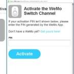 Die Aktivierung der WeMo-Geräte bereitete ein wenig Mühe, ... (Bild: Screenshot)