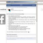 Die meisten Dienste, etwa Facebook, erfordern eine Berechtigung für den Zugriff durch IFTTT. (Bild: Screenshot)