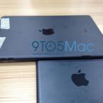 Den Bildern und Informationen des Magazins zufolge soll das Gehäuse der kommenden iPad-Generation ähnlich dünn wie das des iPad mini ausfallen. (Bild: 9to5mac.com)