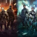 Neun grundverschiedene Charaktere werden spielbar sein. (Bild: Nexon)