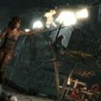 Die neue Lara Croft ist jung, verletzlich und ängstlich. Auf einer mysteriösen Insel muss sie ums Überleben kämpfen. (Bild: Square Enix)