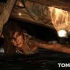 Die neue Lara Croft ist kein Superweib mehr. Anfangs zumindest. (Bild: Square Enix)