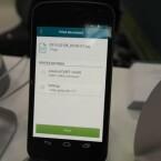 Auch in der App kann der Druckauftrag skaliert werden. (Bild: netzwelt)
