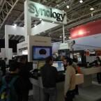 Synology ist in Halle 2, Stand D48 auf der CeBIT vertreten. (Bild: netzwelt)