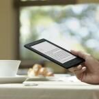 Bei E-Books ist Amazons Kindle immer noch das Maß aller Dinge. (Foto: Amazon)