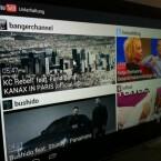Die Videplattform Youtube ist als App vorinstalliert. (Bild: Screenshot)