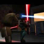 Jedi Knight: Jedi Academy - Ein weiterer Third-Person-Shooter im Star Wars-Universum. (Bild: Screenshot YouTube/alexrdias)