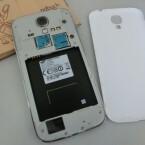 So sieht es im Inneren des Galaxy S4 aus. (Bild: netzwelt)