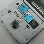 Der interne Speicher lässt sich per microSD-Karte um bis zu 64 Gigabyte erweitern. (Bild: netzwelt)