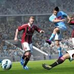 Auch an der KI der Feldspieler, speziell im Mittelfeld, hat EA Sports gearbeitet. (Bild: EA Sports)