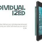 ...dadurch soll sich das Smartphone personalisieren lassen. (Bild: Jolla)