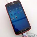 Bald soll auch eine Outdoor-Version erscheinen. Sie hört auf den Namen Galaxy S4 Active. (Bild: GSMArena)