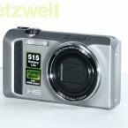 Die Casio Exilim ZR 400 eignet sich vor allem für Vielknipser. Eine Akkuladung reicht für über 500 Fotos. (Bild: netzwelt)