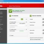 Übersicht rund um den Status des PCs. (Bild: Avira - Free Antivirus 2013)