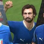 Die Grafik Engine von PES soll speziell die Emotionen in den Gesichtern der Spieler deutlich sichtbar machen. (Bild: Konami)