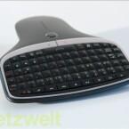 Sieht aus wie ein Rasierer: die Fernbedienung N5902 von Lenovo für rund 50 Euro. (Bild: netzwelt)