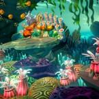 Fantasia: Music Evolved wird ein Musikspiel für Kinect, das auch für die Xbox 360 erscheint. (Bild: Disney)