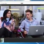 Wie bisher auch können Nutzer gemeinsam eine Video-Playliste anschauen und chatten. (Bild: Screenshot so.cl)