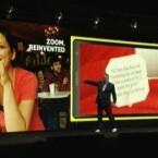 Das Lumia 1020 ermöglicht einen mehrfachen verlustfreien digitalen Zoom. (Bild: Screenshot Nokia Live Webcast)