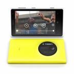 Videos nimmt das Lumia 1020 in Full HD auf. (Bild: Nokia)