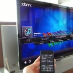 XBMC unterstützt auch AirPlay, so dass auch iPad und iPhone-Inhalte gestreamt werden können. (Bild: netzwelt)