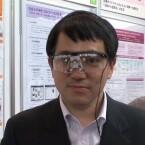 Japanische Forscher arbeiten derzeit an einer Brille, die Gesichtserkennung mit Glass unmöglich macht. (Bild: DigInfoTV)