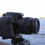Die SLT-A58 ist die neue Einsteigerklasse in Sonys Spiegelreflexkamera-Serie mit fest verbautem Spiegel. (Bild: netzwelt)
