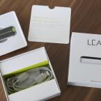 Hebt man die Kunststoffschale an kommen die USB-Kabel zum vorschein. (Bild: netzwelt)