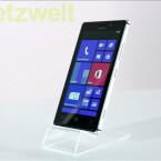 Das Lumia 925 ist das bislang dünnste Windwos Phone-Modell des Herstellers. (Bild: netzwelt)