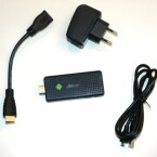 In der Verpackung liegt dem Mini-PC ein HDMI-Verlängerungskabel, USB-Netzteil, USB-Kabel, Micro-USB-auf-USB-Adapter bei. (Bild: netzwelt)