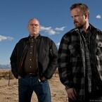 Wird sich Jesse (rechts) noch an Walthers Schwager Hank rächen? (Bild: Watchever/Sony Pictures)