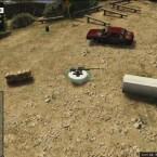 Mit einfachen Analogstickbewegungen lassen sich Deathmatch-Karten erstellen. (Bild: Screenshot YouTube)