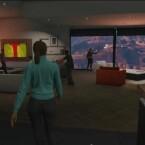 Auch ein eigenes Penthouse kann mit dem im Mehrspielermodus verdienten Geld gekauft werden. (Bild: Screenshot YouTube)