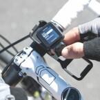 Das Modell Multisport kann auch beim Radfahren oder Schwimmen zur Leistungskontrolle verwendet werden. (Bild: TomTom)