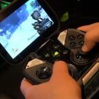 Der Handheld ist mit einem fünf Zoll großen Touchscreen ausgestattet. (Bild: netzwelt)