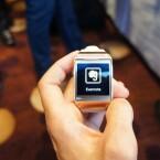 Eine Evernote-App ist ab Werk installiert. Über 70 für die Galaxy Gear optimierte Apps gibt es zum Start. (Bild: netzwelt)