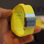 Die Galaxy Gear gibt es in sechs Farben. (Bild: netzwelt)