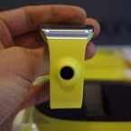 Dick Tracy lässt grüßen: Der Memographer im Armband nimmt Fotos und Videos auf. (Bild: netzwelt)