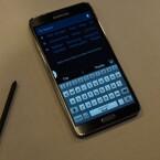 Über die Funktion S Finder kann der Nutzer den gesamten Inhalt des Telefons durchsuchen - auch handschriftliche Notizen. (Bild: netzwelt)