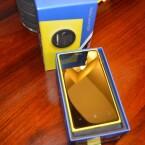 Ist dies das Lumia 920? Die Vorderseiten beider Modelle sehen sich zum Verwechseln ähnlich... (Bild: netzwelt)