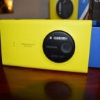 Xenon-Blitz und hohe Auflösung: Das Lumia 1020 nimmt Bilder mit maximal 41 Megapixeln auf. (Bild: netzwelt)