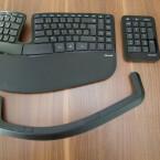 Ergonomisch wertvoll: Das Sculpt Ergonomic Desktop-Set hinterlässt im Test einen guten Eindruck. (Bild: netzwelt)