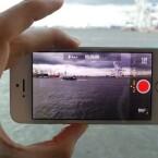 Für Videoaufnahmen bietet die Kamera jetzt auch einen Zeitlupen-Modus. (Bild: netzwelt)