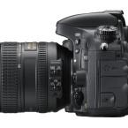 Die Änderungen zum Vorgänger D600 sind überschaubar. So hat die D610 eine leicht erhöhte Serienbildgeschwindigkeit und... (Bild: Nikon)