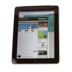 Das Apple iPad erschien im Jahr 2010 und markierte den Durchbruch für Tablet-PCs. (Bild: netzwelt)