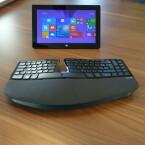 Ansonsten funktioniert Surface auch mit anderen Bluetooth- oder USB-Tastaturen. (Bild: netzwelt)