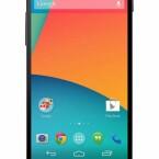 Das Display des Nexus 5 misst in der Diagonale 4,95 Zoll und löst mit 1.920 x 1.080 Pixeln auf. (Bild: Google)