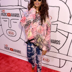 Ankunft der Sängerin M.I.A. bei den YouTube Music Awards. (Bild: Jeff Kravitz / FilmMagic for YouTube)