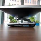 Die Besonderheit dieses Asus-AIO ist der flexible Standfuß. (Bild: netzwelt)