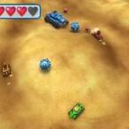 Ob zu Lande... (Bild: Nintendo)